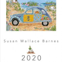Susan Wallace Barnes 2020 Calendar