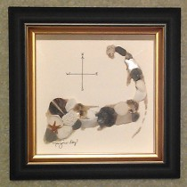 Cape Cod Beachcomber Map© – ART