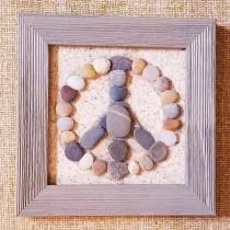 Stone Peace Sign – ART